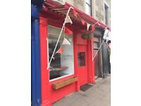 Lovely Small shop for rent in Bridgend PERTH