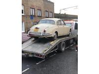 Classic car van 4x4 Recovery Delivery Yorkshire Rotherham Wakefield selby Scunthorpe Lincolnshire