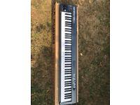 M Audio Keystation 88 Keys - Midi Piano Keyboard - Controller