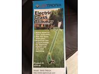 NEW HEAVY DUTY 250W GARDEN GRASS STRIMMER TELESCOPIC CUTTER
