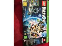 Lego dimensions Xbox one set starter pack