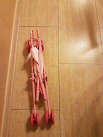 Toy puschair