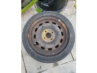 Ford Fiesta Steel Wheel