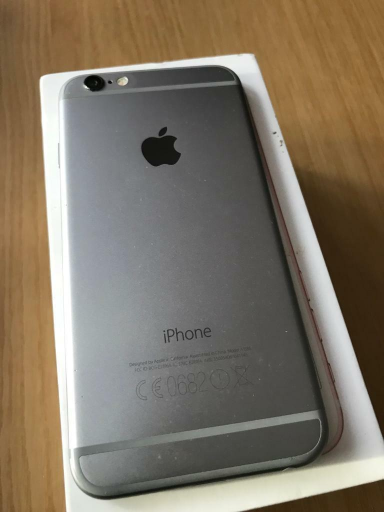 IPhone 6 64gb o2 giffgaff and Tesco. Excellent condition