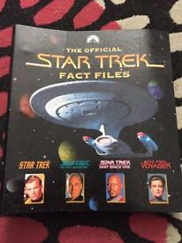 Star Trek Fact Files FREE FREE FREE
