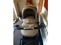 Silvercross pioneer travel system excellent condition only a year old
