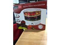 Digital food dehydrator new jn box