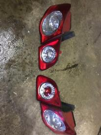 Volkswagen b6 Passat rear lights