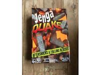 Jenga quake £5