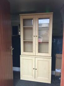 Beech dresser x 2 ( we have 2 set of these)