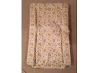 Baby change mat/Tommee Tippee microwave steriliser / Baby bath / baby girl costume