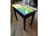 Children's Desk with Fold-Up Top