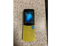 Nokia 8110 4G (2018) unlocked mobile phone