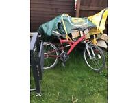 Free x2 bikes and old bbq