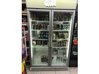 Multiple Fridge/Freezer/Chiller drinks/beers/frozen food/ice cream shop fitting