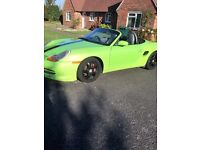 Stunning Porsche Boxster Tip s, Auto, Low Mileage 49K, Mot May 2017. Bargain Buy!