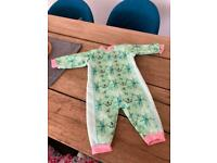 Splash About all in one wetsuit 12-18 mths