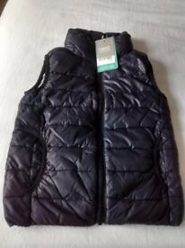 Next bnwt navy blue body warmer gillet age 5 years