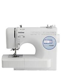 F60 brother sewing machine like new