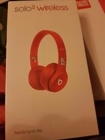 Dre Beats Solo 2 Wireless Limited Edition
