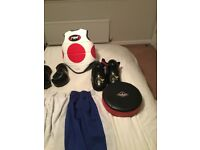 Tae Kwon Do Childs Sparring Kit