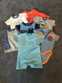 Boys Bundle Age 3-6 months