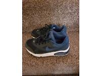 Nike Air Max boys size 12