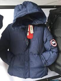 Puffy Canada Goose Winter Coat