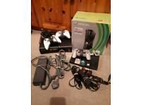 XBOX 360 120gb AND Playstation 2 Slimline