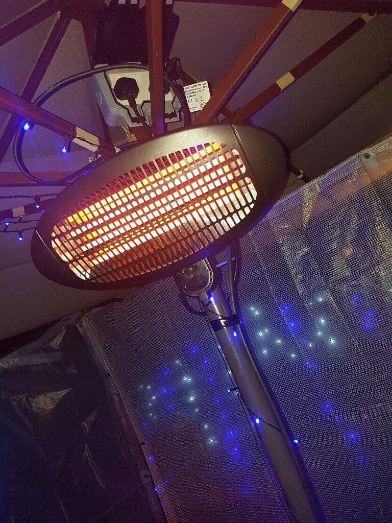 10 x 2000kW LIVIVO ELECTRIC LIGHT HEATERS