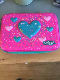 Smiggle Light Up Pencil Case In good condition