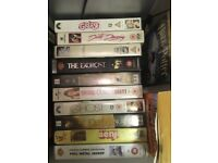 Select of video job lot