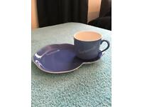 James Kent scarborough cup and saucer(Pre owned)