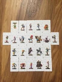 Zelda Amiibo NFC card