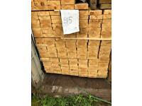 New kiln dried timber joists 4.2 metres
