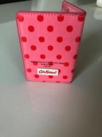 Cath Kidston Ticket Holder - suitable for Oyster/ Bus / Train