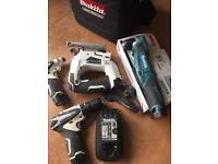 Bosch 4 pice kit 10.8v