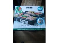 Salter health and panini grill 180
