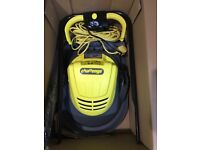 Challenge hover mower 900w electric lawnmower new in box