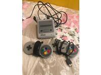 Super Nintendo mini classic mini