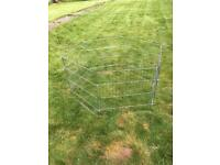 Used Guinea Pig play pen