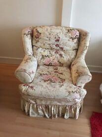 Single sofa seat