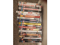 Approx 360 DVD's