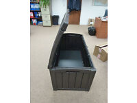 Garden Storage Box - Brand New never Used 1.2m Long x 0.65m Wide x 0.60m Tall