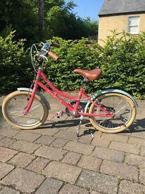 Girls Elswick Harmony Heritage Bike