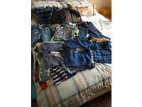 Bundle of boys clothes age 2/3 mainly next