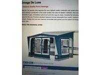 Omega Caravan porch awning