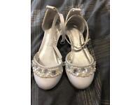 Debenhams size 10 bridesmaid shoes