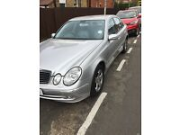 Mercedes e270 avantgarde Cdi 110000 miles absolute immaculate condition in and out