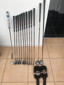 Golf clubs good condition for sale